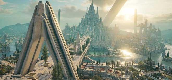 Jelajahi Dunia Atlantis Dalam Dlc Terbaru Assassin Creed Odyssey