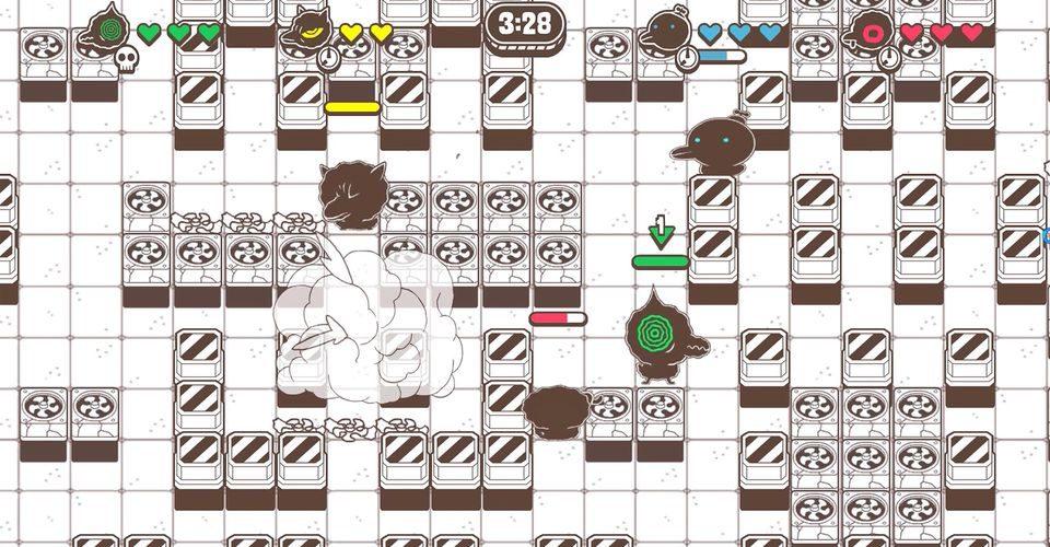 Ponpu, Game Baru Dengan Rasa Klasik Dapat Dimainkan Gratis!
