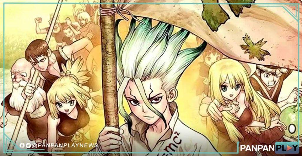 Mantap Anime Dr Stone Season 2 Akan Tayang Januari 2021 Panpanplay