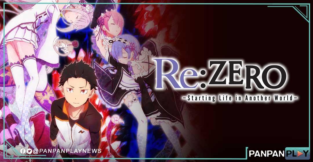 Re:Zero – Starting Life in Another World Menghadirkan Pembuka Season 2B! |  PanPanPlay